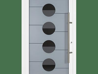 Zewnętrzne drzwi wejściowe 1