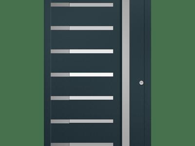 Zewnętrzne drzwi wejściowe 10
