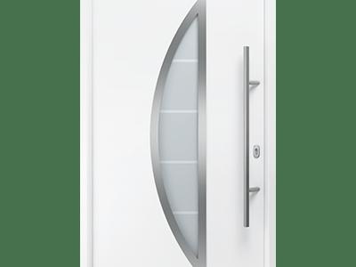 Zewnętrzne drzwi wejściowe 12