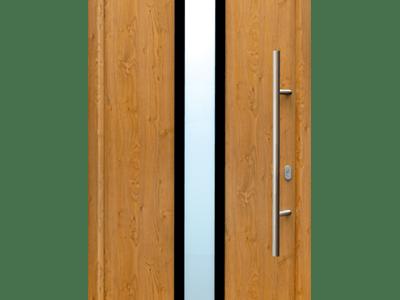 Zewnętrzne drzwi wejściowe 13