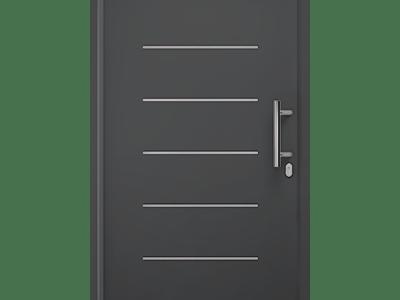 Zewnętrzne drzwi wejściowe 15