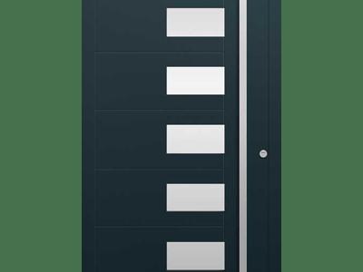 Zewnętrzne drzwi wejściowe 18