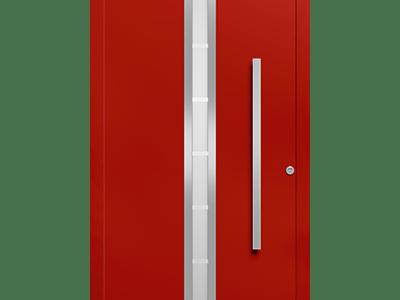 Zewnętrzne drzwi wejściowe 23