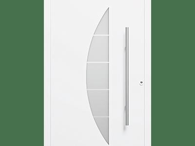 Zewnętrzne drzwi wejściowe 24