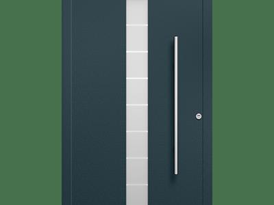 Zewnętrzne drzwi wejściowe 25