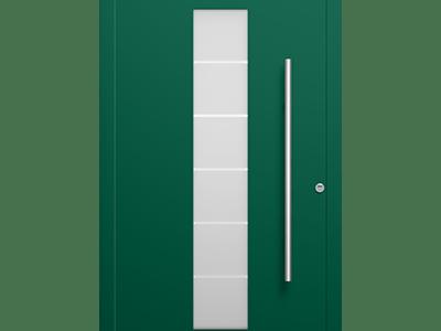 Zewnętrzne drzwi wejściowe 26