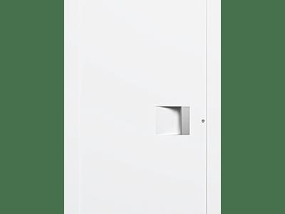 Zewnętrzne drzwi wejściowe 38