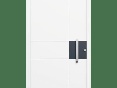 Zewnętrzne drzwi wejściowe 7
