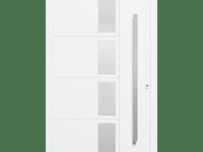 Zewnętrzne drzwi wejściowe 8