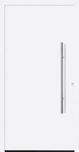 Aluminiowe drzwi zewnętrzne ThermoSafe