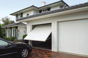 jasny dom z garażem