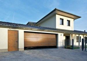 Drzwi dla garażu 1
