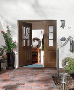 drzwi wejściowe do domu 1